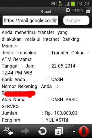 uang gratis